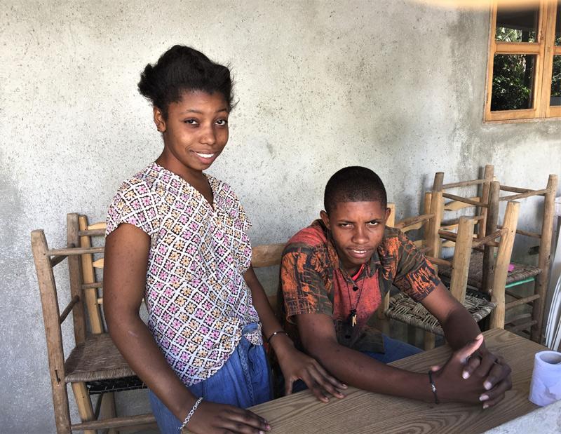 Haiti Global Giving Tree